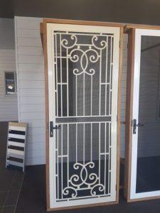 Aluminum Security Doors