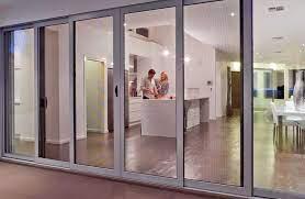 Polycarbonate security doors
